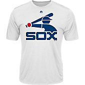 Majestic Men's Cool Base MLB Cooperstown Evolution Shirt