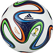 Adidas 2014 Brazuca FIFA World Cup Mini Soccer Ball