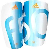 Adidas F50 LESTO SHINGUARDS WHT/SOLAR BLUE