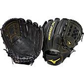 "Mizuno Classic Pro Soft 12"" Baseball Glove - Black"