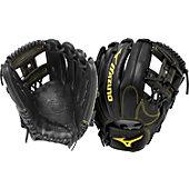 "Mizuno Classic Pro Soft 11.5"" Baseball Glove - Black"