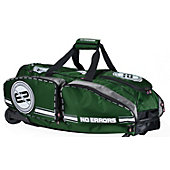 Gearguard No Errors Green Wheeled Catcher's Bag