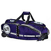 Gearguard No Errors Purple Wheeled Catcher's Bag