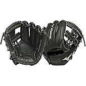 "Mizuno Global Elite VOP Series 11.75"" T2 Web Baseball Glove (Black)"