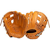 "Mizuno Global Elite VOP Series 11.75"" Deep III Web Baseball"