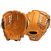 "Mizuno Global Elite VOP Series 13"" Tartan 4 Shock Web Fastpitch Softball Glove"
