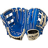 "Mizuno Global Elite Royal/Cream 12.75"" Baseball Glove"