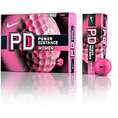 Nike Women's Power Distance Golf Balls (Dozen)