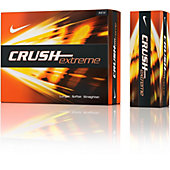 Nike Crush Extreme Golf Balls (Dozen)