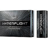 Nike Hyperflight Golf Balls (Dozen)