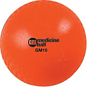 Champion Sports Rhino Gel Filled 15 lb. Medicine Ball
