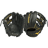 "Mizuno GMP500AXBK Pro Edition 11.75"" Baseball Glove (Black)"