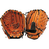 "Mizuno Youth Prospect 11"" Leather Baseball Glove"