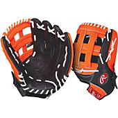 "Rawlings GG Gamer XLE Neon Series Orange 12.75"" Baseball Glove"