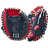 "Rawlings Gamer XLE Series 33"" Baseball Catcher's Mitt"