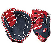 "Rawlings Gamer XLE Series 12.5"" Baseball Firstbase Mitt"