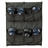 Champion Sports Baseball/ Softball Helmet Caddy