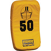 Fisher Athletics Curved Body Football Hand Shield