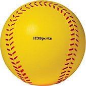 HD SPORTS MACHINE PITCH 12IN FP BALL W/RED SEAM