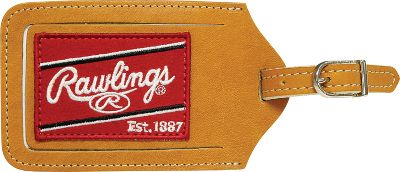 Rawlings Leather Luggage Tag