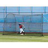 Heater Sports HomeRun 12-Foot Mini- and Lite-Ball Home Batting Cage