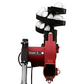 Heater Sports Heater Jr. Real Baseball Pitching Machine with Ball Feeder