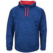 Majestic Men's MLB Therma Base Hooded Streak Fleece