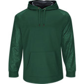 Majestic Youth Long-Sleeve Hooded Fleece Pullover