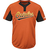 Majestic Men's Premier Eagle Cool Base 2-Button MLB Jersey