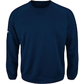 Majestic Men's Premier Home Plate Tech Fleece Pullover