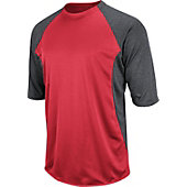 Majestic Adult Featherweight Therma Base 3/4 Sleeve Tech Fleece