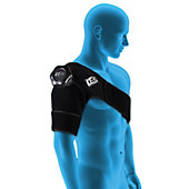 Bownet ICE20 Single Shoulder Compression Wrap