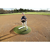 "Portolite 6"" Portable Pitching Mound w/ Astroturf"