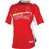 Majestic Youth Cool Base MLB Batting Practice Jersey