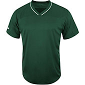 Majestic Youth Premier Patriot V-Neck Baseball Jersey
