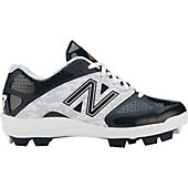 New Balance Youth 4040v2 Low Molded Baseball Cleats
