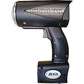 JUGS LIGHTWEIGHT RADAR GUN W/CASE       CORDLESS