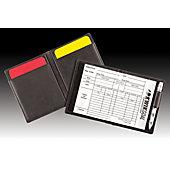 Kwik Goal Leather Referee Wallet