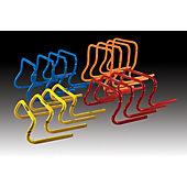 Kwik Goal Multi-Size Speed Hurdle Pack (Set of 16)