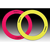 Kwik Goal Flat Training Rings (6 Pack)