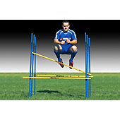 Kwik Goal 60-Inch Coaching Stick Hurdles (Set of 3)