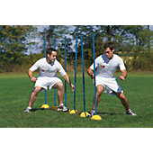 Kwik Goal Universal Coaching Sticks (Set of 6)
