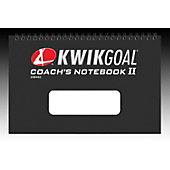 Kwik Goal Soccer Coach's Notebook II