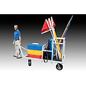 Kwik Goal Soccer Equipment Cart