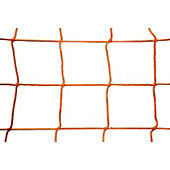 Kwik Goal Twisted Junior Soccer Goal Net - Orange