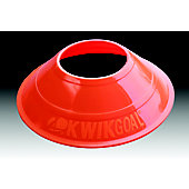 Kwik Goal Orange Mini Disc Cones (Pack of 25)