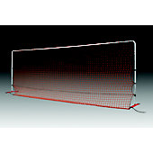 Kwik Goal 7.5-Foot x 18-Foot Coerver Intermediate Coaching Goal