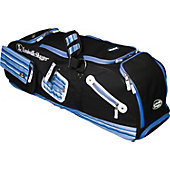 Louisville Slugger Blue Kozmo Wheeled Player Bag