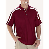 Pro Celebrity Men's American Patriot Polo