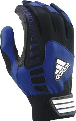Adidas Adult Diamond King Pro Batting Gloves